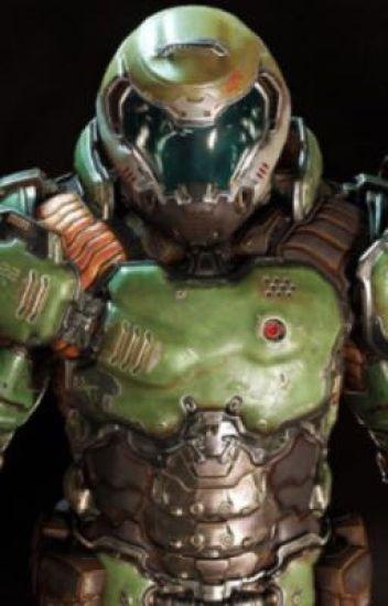 Doom Slayer Male Reader x High School DxD