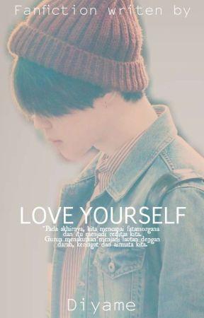 Love Yourself, Park Jimin ✔ by DiyaMe_