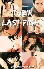 Their Last Fight (PJO/HOO) by RandomWeirdOne