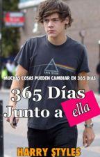 365 Días Junto a Ella (Harry Styles) {COMPLETA} by oneniallhoran