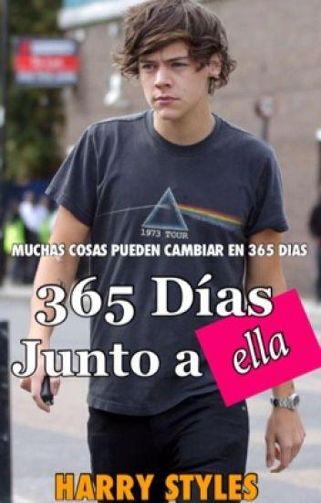 365 Días Junto a Ella (Harry Styles) {COMPLETA}