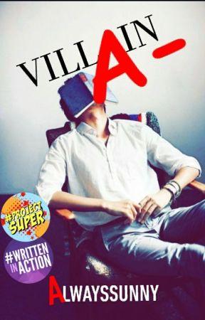 A- Villain by AlwaysSunny
