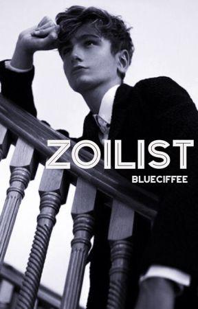 ZOILIST ★ PJO Fanfiction by BlueCiffee