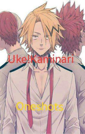 Uke!Kaminari Oneshots by lynxpass12