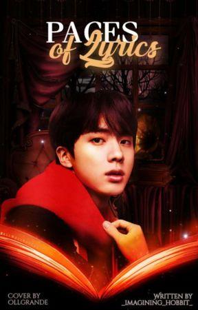 Pages of Lyrics • Kim Seokjin • by _imagining_hobbit_