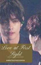 Love At First Sight [KookV]✔ by SweetestHosokiee