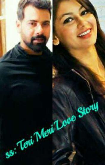 ss: teri meri love story...