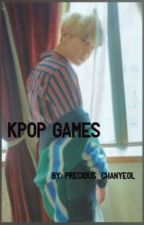 KPOP GAMES by Precious_Chanyeol