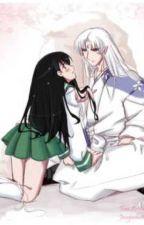 sesshomaru y aome un amor by everim