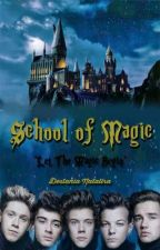 School of Magic by itshipstastyles