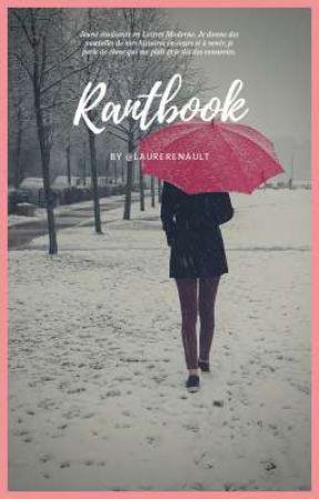 Rantbook  by laurerenault