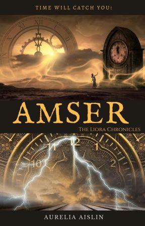 Amser [NaNoWriMo 2018] by AureliaAislin