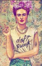 la vida de Frida Kahlo by Littlecatvalery