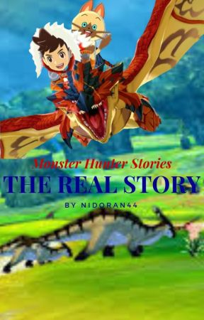 Monster Hunter Stories Gameplay To A Story