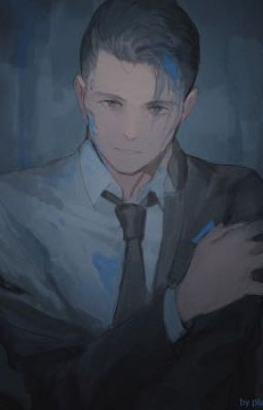 Emotion Filled Eyes (Connor x Reader) by -Froggy_Chi-