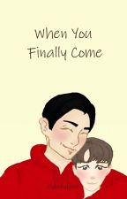 When You Finally Come    chanbaek by cloudyHun