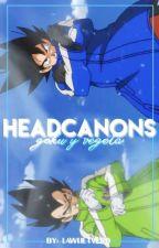 💚- Headcanons |Goku Y Vegeta|  by Lawliet_Vero