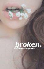Broken L.H by CalPalPandaPaws