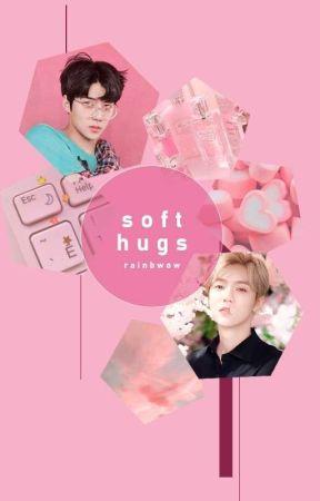 Soft hugs by rainbwow