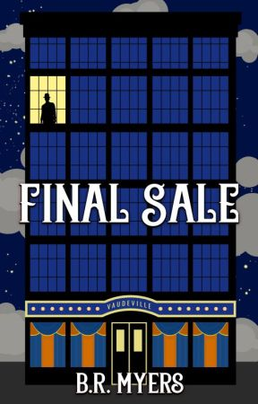FINAL SALE (Night Shift Series #3) by BRMyers