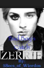 Bad Boy's Catch by 5Secs_of_Wierdos