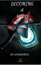 Becoming a Hero (1) >Steve Rogers by allynmck1