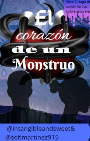 El corazón de un monstruo by PaulaAndreaCastroM