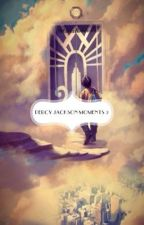 Percy Jackson Moments [2] completed by lissaroye