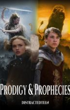 Prodigy & Prophecies ➢ Peter Pevensie [1] by distractedteen