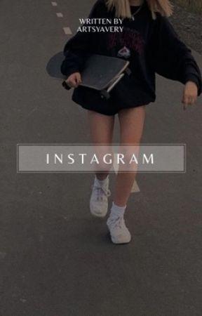 Instagram   ✓ by ARTSYAVERY