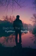 Bad for the Bad boy (boyxboy) by KnightsBlossom