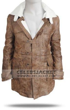 The Dark Knight Rises 2012 Tom Hardys Bane Leather Vest Beige