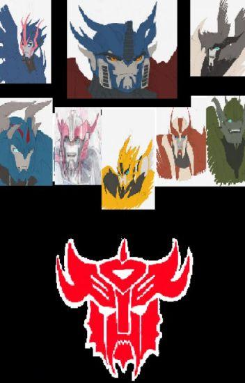 Transformers Prime Beast Wars - Estellaluna Rose Razerblade