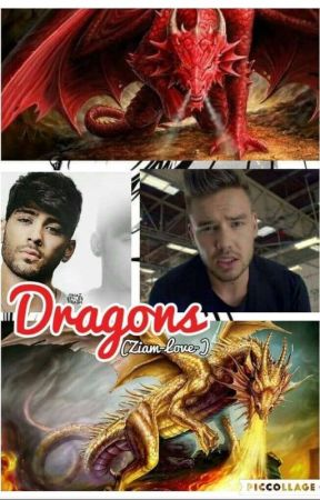 Dragons (Ziam)© by ziam-love-