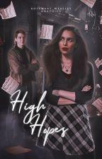 High Hopes • Fred Weasley by Rosemary_Weasley
