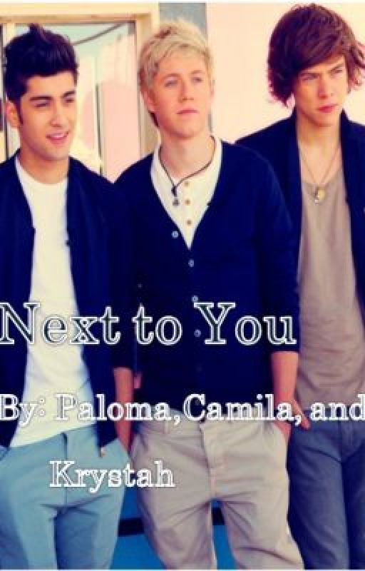 Next to You by 1Palomahoran