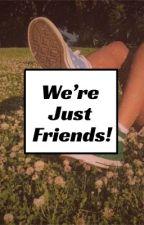 We're Just Friends! (Ryden/Rydon) by cranberry_iero