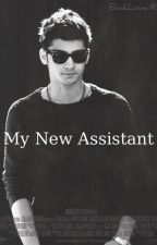 My New Assistant (Ziam)(Larry)(Sterek) by BooksLover90