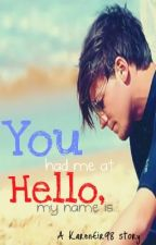 """You had me at """"hello my name is..."""" (on hold) by pinkwaterlilly"""