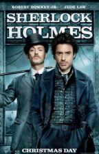 Sherlock Holmes (under editing) by RachelDiza