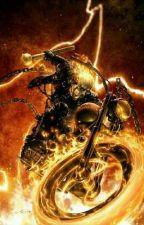 A Ghost Rider's Journey Vol. 3: A Ride In Hell (x Saint Seiya) by DaniloCiak