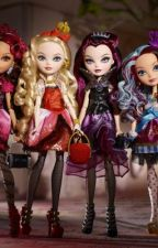 The World Of Ever After High by katykatperry25