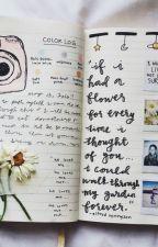 Ideas para historias by MMRCrazy