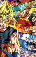 Saiyan Might: [Dragon Ball Z/Super x Saiyan Oc] by plazma6