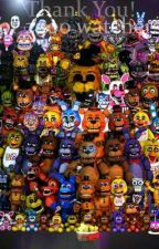This FNaF thing I'm writing by X_Reader__Chan_X