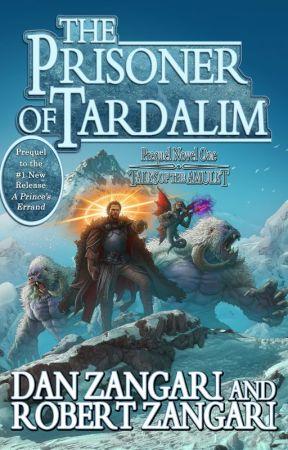 The Prisoner of Tardalim by Robert_Zangari