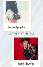 the photographer; zach herron by reinfae