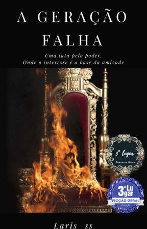 A Geração Falha by Laris_SS