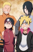 Naruto warns his son... by Jacob8214