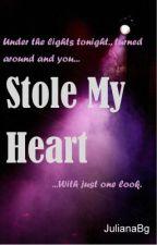 Stole My Heart (Harry Styles Fanfic) by JulianaBg